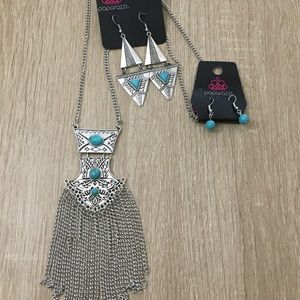 Jewelry - Paparazzi 2 piece set